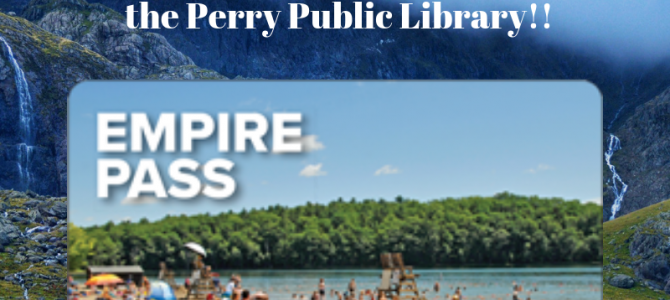 Empire Pass at the Library
