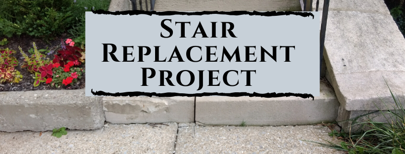 Stair Replacement Project