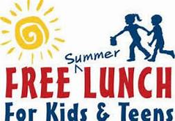 Summer Free Lunch Program!