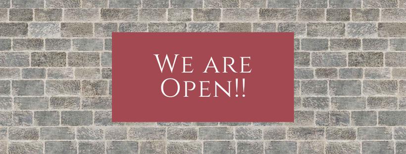 Children and Teen Rooms now open!